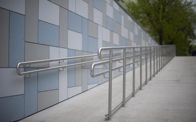 rampa para discapacidad