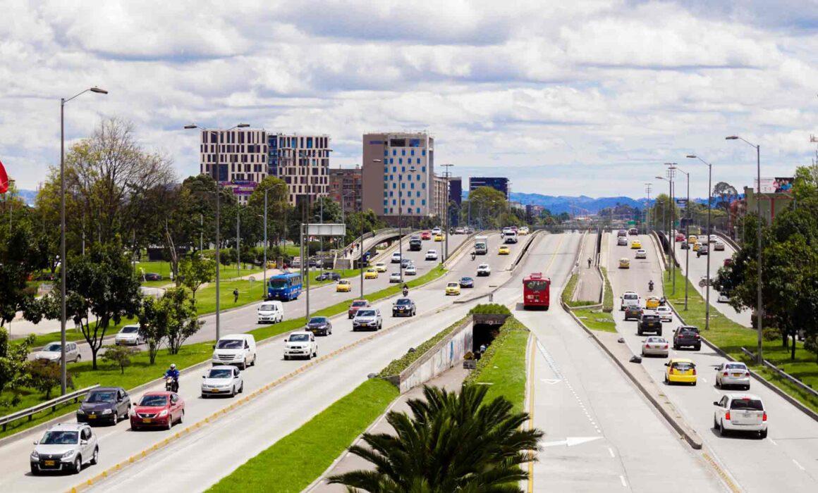 Movilidad vehicular en Bogotá