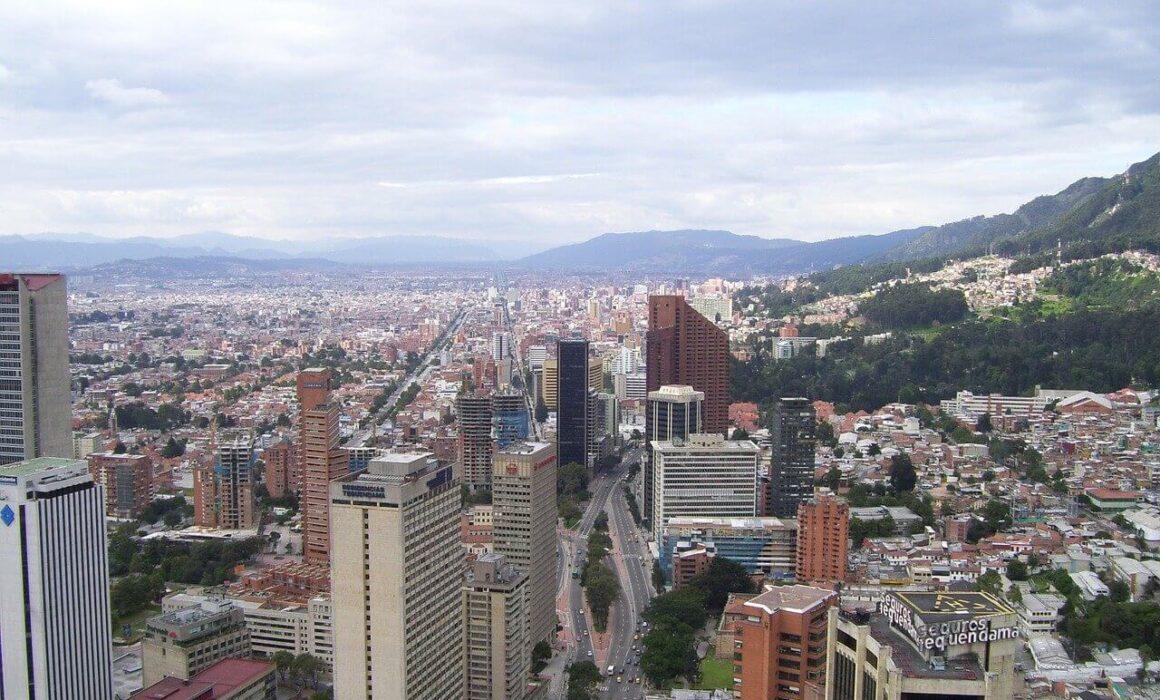 Fotografia de Bogotá