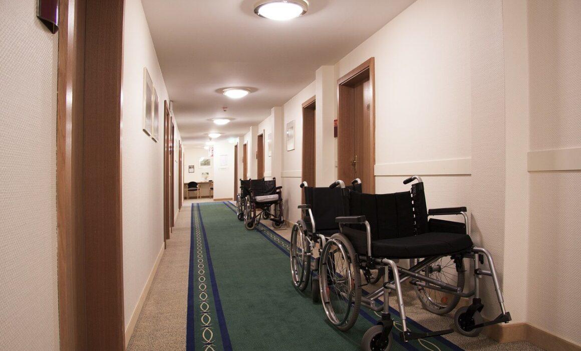 lugar de orientación de discapacidad