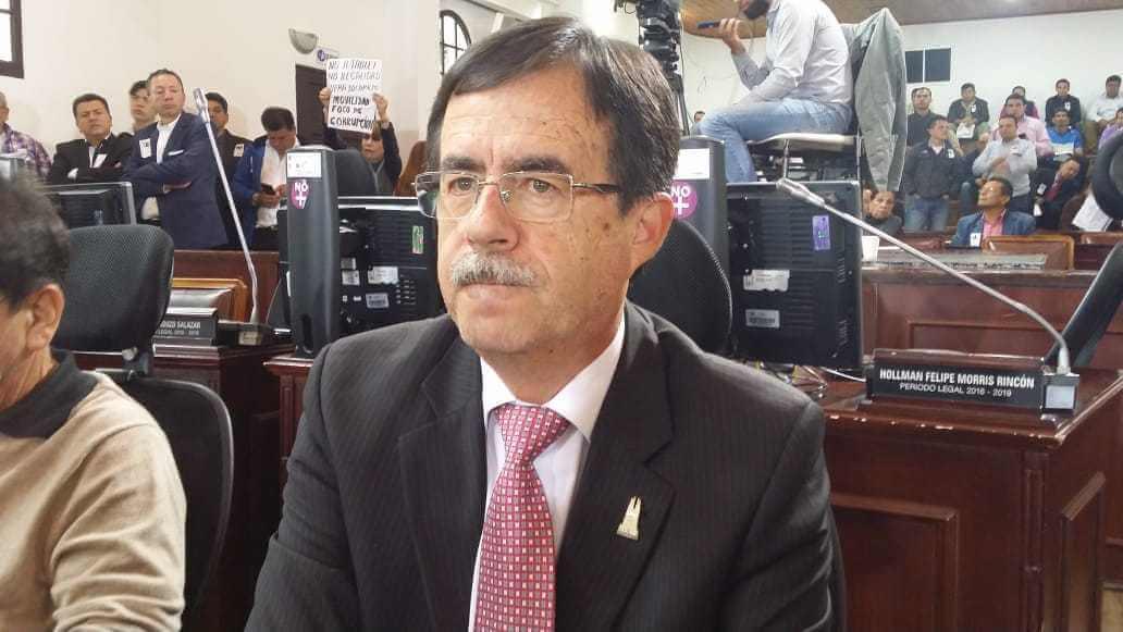 Concejal Celio Nieves