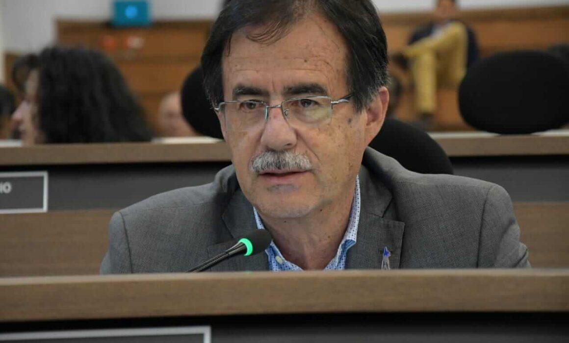 Concejal Celio Nieves Herrera