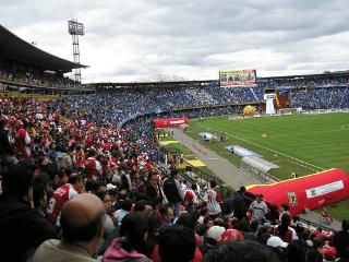 estadio el campin en Bogotá