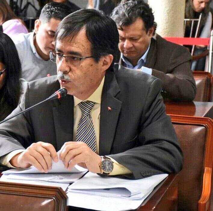 Celio Nieves Herrera Concejal de Bogotá