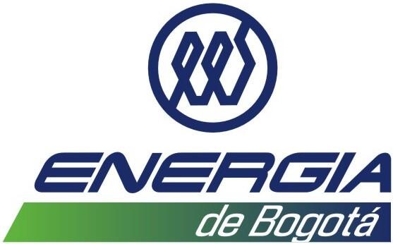 Logo energia de Bogotá
